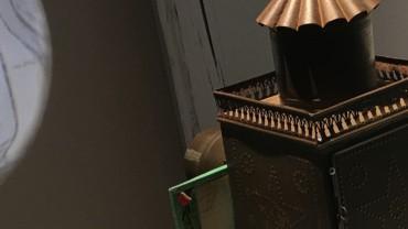 """Lanterne jouet Lapierre en accès libre. Exposition """"Lumineuses projections !"""" au Musée de l'éducation de Rouen MUNAÉ 2016"""